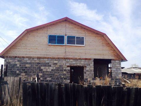 Продам дом с. Верхнеключевское - Фото 1