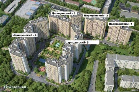 Продажа квартиры, Саратов, Ул Шелковичная жилой комплекс Царицынский - Фото 4