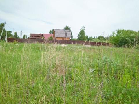 Продам земельный участок 10 сот. под ИЖС в г.Кимры (Мыльцевка) - Фото 3