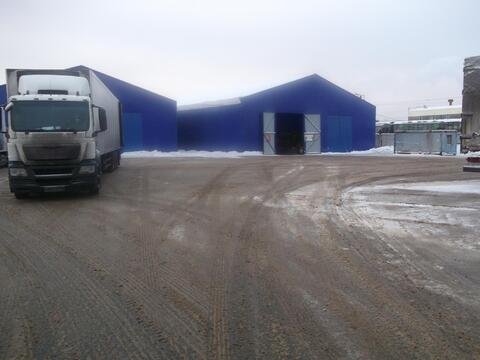 Складской комплекс общей площадью 5000 кв.м. - Фото 5