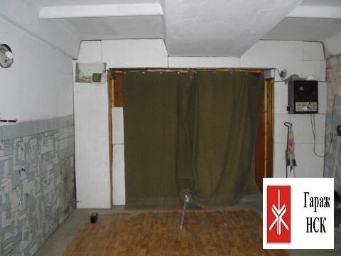 Продам теплый гараж, ГСК Чайка № 320, Академгородок, мкр. Щ, Дом быта - Фото 2