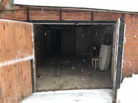 Продам гараж Икар-2 г.Серпухов ул.Подольская - Фото 1