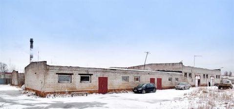 Сдам складское помещение 1850 кв.м, м. Проспект Ветеранов - Фото 2