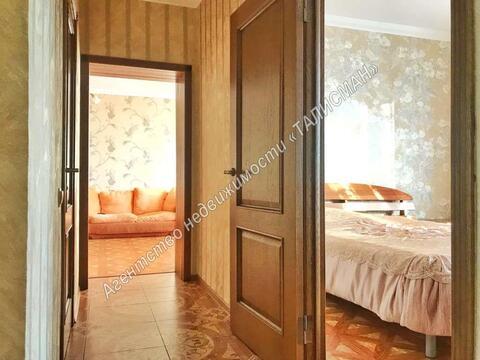 Двухкомнатная квартира с ремонтом и крутыми панорамными окнами в сжм - Фото 5