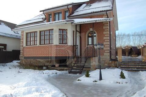 Оригинальный коттедж из красного кирпича, 25км от МКАД, Новорижское . - Фото 5