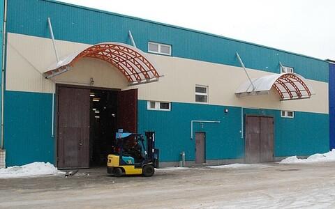 Производственное помещение- 460 м\кв. на Батюнинском пр-е - Фото 2