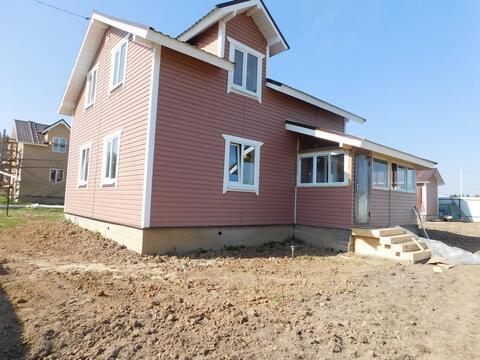 Недвижимость в калужской области частные дома Тишнево - Фото 3