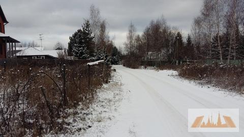 Участок, 8 сот. Московская область, Одинцовский район, Борки деревня