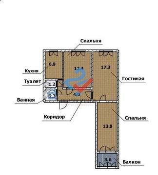 Квартира под коммерческую недвижимость - Фото 1