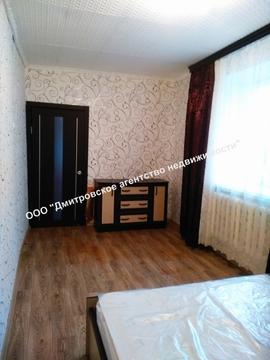 Аренда 2-комнатной квартиры в Дмитрове, мебель, техника, изолированные - Фото 3