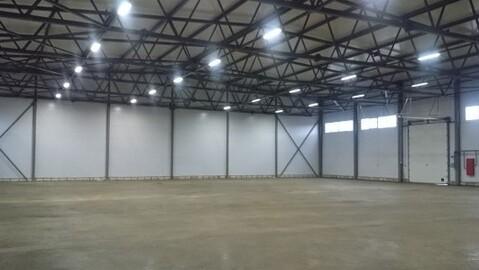 Аренда склада 650 м2 - Фото 3