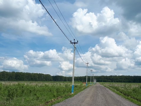 Продается участок 50 соток пос.*Татариново* 45 км от МКАД по м4*дон* - Фото 2