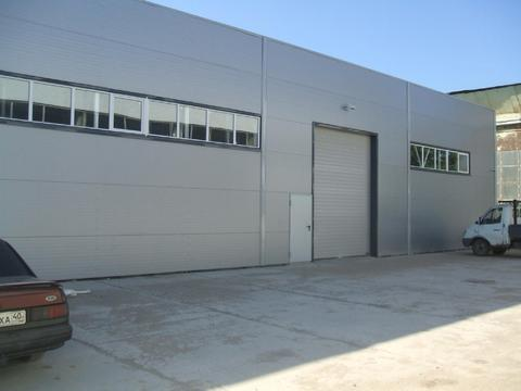 Сдается новый склад 900 кв.м Класс А, Центр. - Фото 1