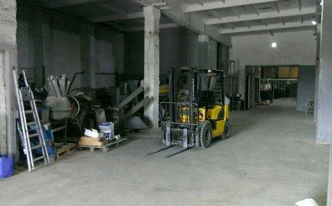Производственное помещение 940 кв.м, 160 тысяч рублей в месяц - Фото 1