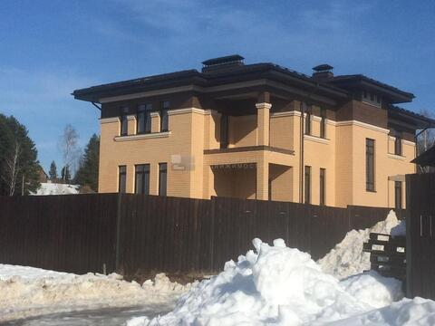 Дом 348 кв.м, Участок 22 сот. , Волоколамское ш, 39 км. от МКАД. - Фото 2