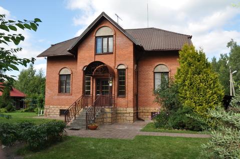 Продается кирпичный дом 270 кв. метров на 15 сотках земли - Фото 1