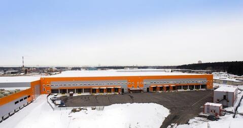 Продается офисно-складской комплекс класса А. - Фото 3