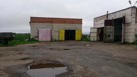 Продажа производственного помещения, Белая, Беловский район - Фото 1