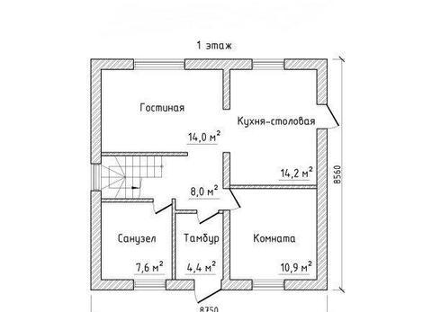 Продажа дома, Иваново, 1-я Отрадная улица - Фото 2