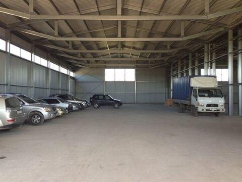 Сдам складское помещение 850 кв.м, м. Купчино - Фото 1
