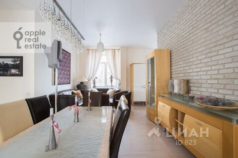 Аренда квартиры, м. Киевская, Бережковская наб. - Фото 2