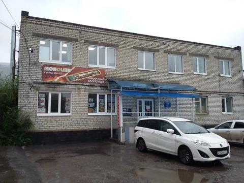 Объявление №51815727: Продажа помещения. Ульяновск, Локомотивная 4А,