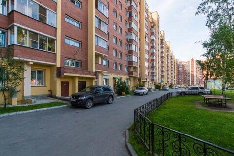 Продажа квартиры, Новосибирск, м. Октябрьская, Ул. Выборная - Фото 1