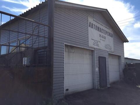 Продажа производственного помещения, Иркутск, Ул. Баррикад - Фото 3
