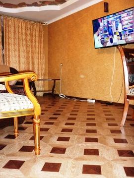 3-ком квартира с хорошим качественным ремонтом и дорогой мебелью (нюр) - Фото 1