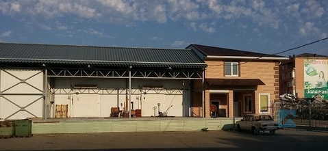 Аренда склада, Краснодар, Улица Западный Обход - Фото 4