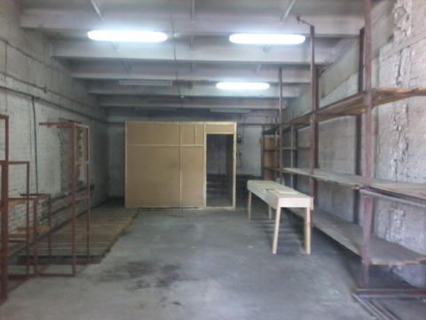Сдам 84 кв.м, склад(производство). - Фото 2