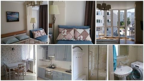 Сдается посуточно 1-комнатная квартира на пор 52б, г.Севастополь - Фото 1
