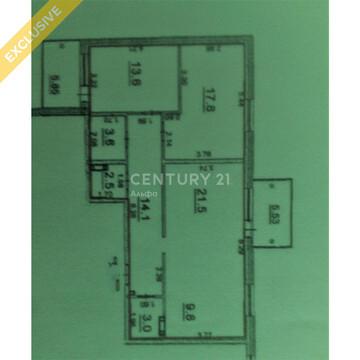 Продажа 3-к квартиры на 3/5 этаже на ул. Чистой, д. 2 - Фото 3