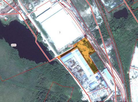Продается земельный участок промышленного назначения в г.Покров - Фото 4