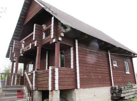 Дом 160 м2 на участке 12 соток, д. Какузево - Фото 1