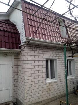 Продам домовладение из двух домов в Новороссийске на з/у 4 сотки. - Фото 1