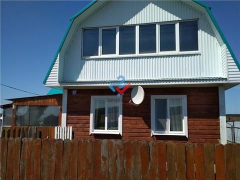 Дом в с.Казырово - Фото 1