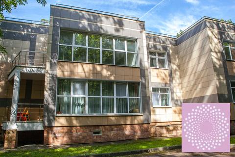 Квартира с панорамными окнами и видом на лес Рублевское шоссе - Фото 4