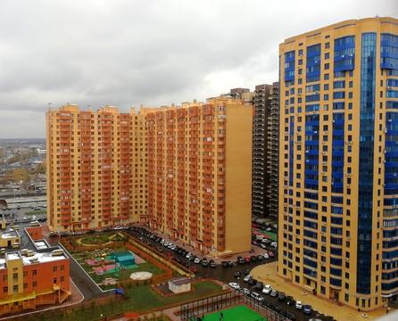 3 ком квартира с дизайнерским ремонтов в г. Реутов - Фото 1