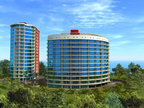 2-комнатные апартаменты у моря в парковой зоне Царской Ливадии - Фото 1