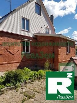 Продается трехэтажный дом 160 кв.м. в Калужской области город Жуков. - Фото 1