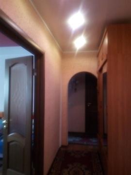 Продается светлая уютная благоустроенная 3-х комнатная квартира - Фото 4