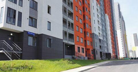 Квартира-студия в Дрожжино - Фото 1