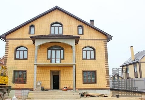 Коттедж 420м в ДНП Грачи, Болтино, 8 км по Осташковскому шоссе - Фото 1