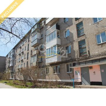 Продается 1-комнатная квартира г.Пермь ул. Космонавта Леонова 8, Купить квартиру в Перми по недорогой цене, ID объекта - 328718423 - Фото 1