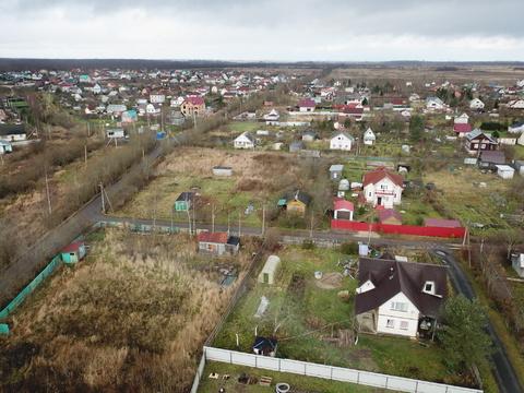 Участок 10 соток в СНТ Славяночка, Пушкинский район - Фото 3