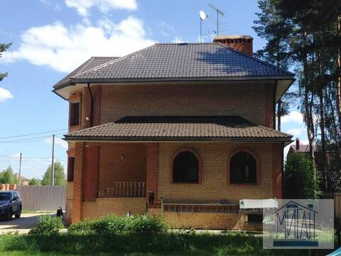 Уютный дом в пгт.Монино - Фото 3