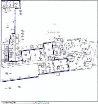 Торговое помещение 592 кв.м. Гражданский пр, д. 13 - Фото 2