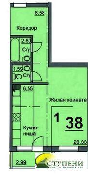 Объявление №50910425: Продаю 1 комн. квартиру. Курган, 16 микрорайон, 10,