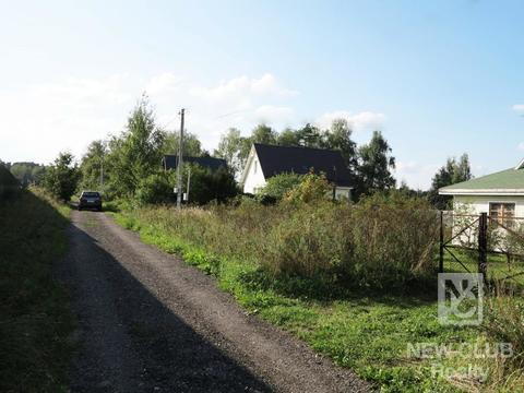 Участок 7 соток в деревне Аниково 10 км от Звенигорода. 50 км от МКАД. - Фото 4